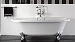 Baignoire Patte De Lion : baignoire sur pied pas cher ~ Melissatoandfro.com Idées de Décoration