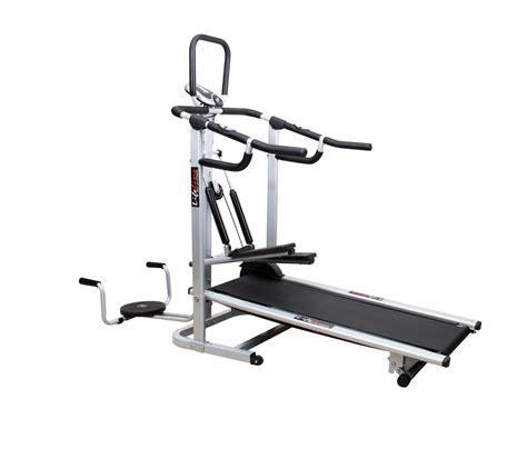 Treadmill 6 Fungsi alat fitnes treadmill 6 fungsi manual olahraga harga murah