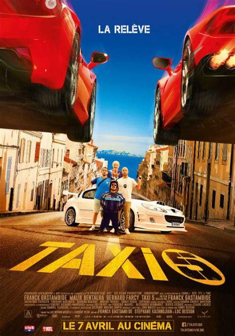 taxi  de franck gastambide  unifrance
