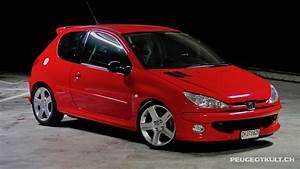 Preis Auspuff Peugeot 206 : peugeot 206 rc rot ausgesuchte autos aus sochaux ~ Jslefanu.com Haus und Dekorationen
