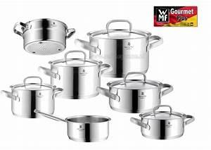 Wmf Gourmet Plus 7 : inductie pannen nodig wmf gourmet plus de stoere kookpan ~ Whattoseeinmadrid.com Haus und Dekorationen