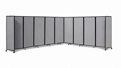 Acoustic Divider Fabric Portable Panel Dividers Partitions