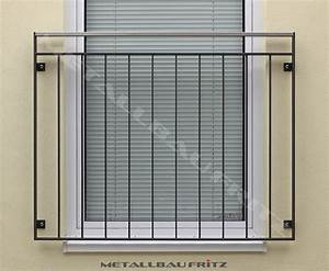 Franzsischer Balkon 56 02 Metallbau Fritz