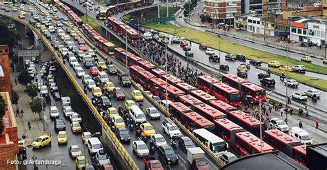 Caos En Transmilenio En El Norte De Bogotá