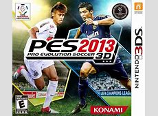 Pro Evolution Soccer 2013 3D 3DS ROM Download