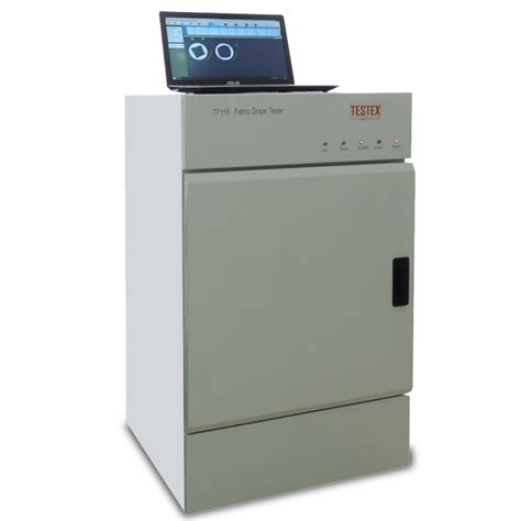 drape coefficient fabric drape tester testex