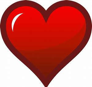 Red Heart Icon PNG Clip arts for Web - Clip arts free PNG ...