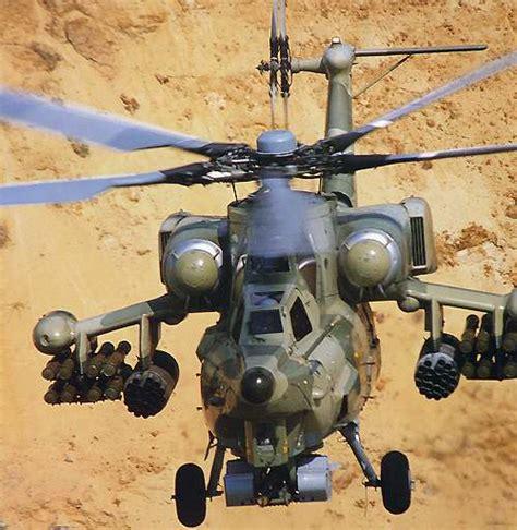 Mil Mi-28 Ne / Havoc Helicopter