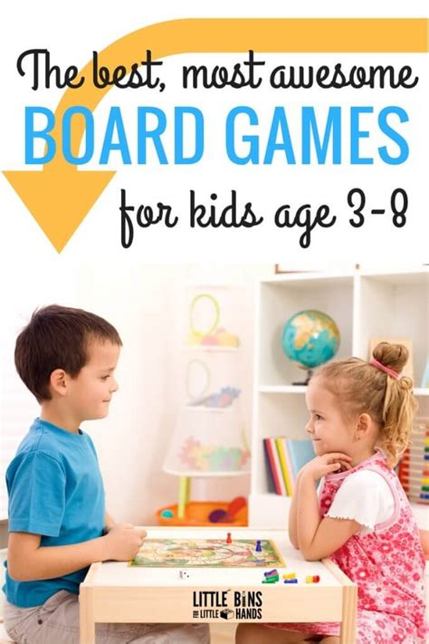 preschool board for favorite ages 3 8 589 | Preschool Board Games Kindergarten Board Games and Board Games for Ages 3 8 680x1020