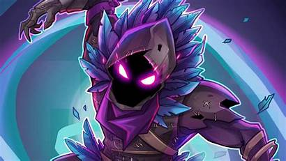 Fortnite Raven Royale Battle 4k Background Creature