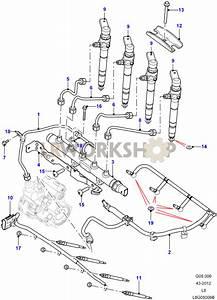 Fuel Injectors - 2 2 Tdci
