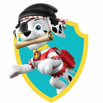 Paw Patrol Marshall Pirate Adventure Characters Character