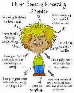 How to teach kids about Sensory Processing Disorder ...