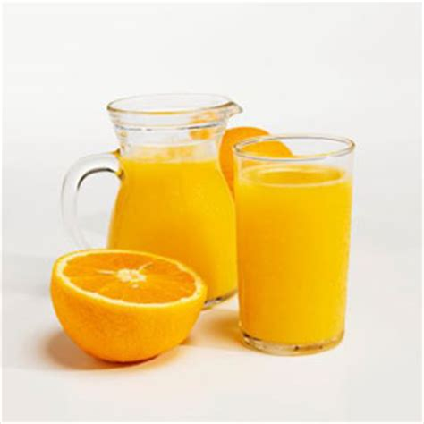 Fungicide In Oj? Now What Are We To Drink At Breakfast