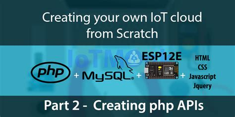 php cloud creating your own iot cloud from scratch using php mysql
