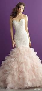 allure romance fall 2016 wedding dresses world of bridal With allure romance wedding dress