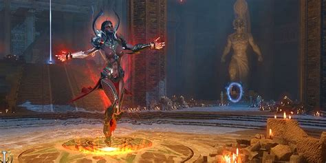 Skyforge Mmorpg Coming To Ps4 In March