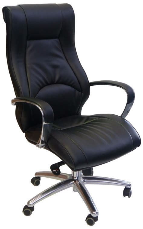 high back executive swivel gas lift office chair furniture