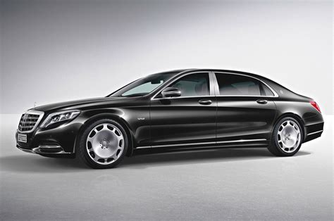 2016 Mercedes-maybach S600 Priced From 0,275
