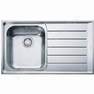 Franke Waschbecken Reinigen : franke neptune nex211r1 vlakbouw met 1 spoelbak sanitair webwinkel ~ Markanthonyermac.com Haus und Dekorationen
