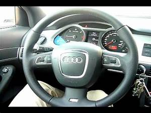 Audi A6 2010 : 2010 audi a6 3 0 tdi avant interior youtube ~ Melissatoandfro.com Idées de Décoration