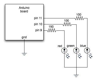Led Circuit Page Light Laser Circuits Next