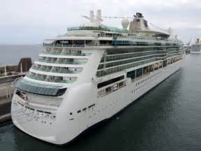 Serenade of the Seas Location