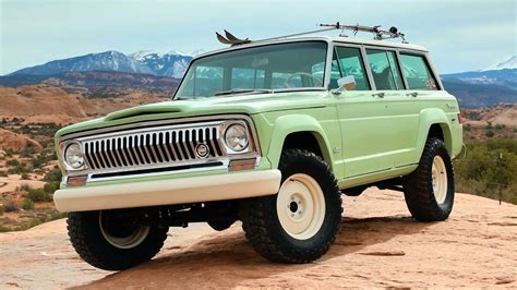 2018 Jeep Wagoneer Concept by 2018 Grand Wagoneer Concept Motavera