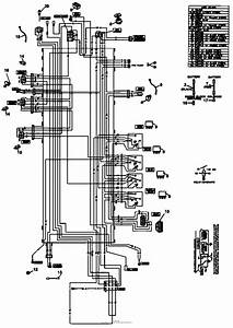 Bunton  Bobcat  Ryan 942257f Predator Pro 37hp Kaw Dfi W  61 Side Discharge Parts Diagram For