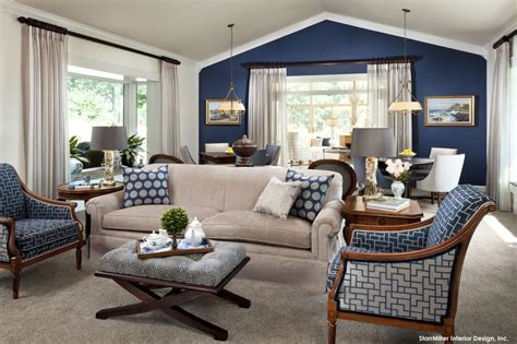 blue living room ideas home decorating inspiration