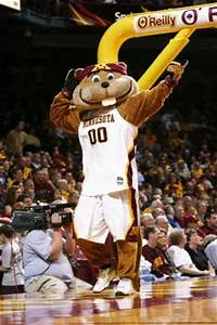 Williams Arena: Gophers mascot Goldy Gopher bio