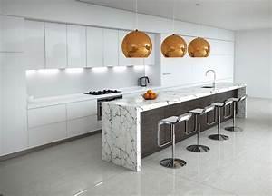Modele De Cuisine Moderne : mod le d 39 armoire de cuisine moderne moderne 1 kwizine ~ Melissatoandfro.com Idées de Décoration