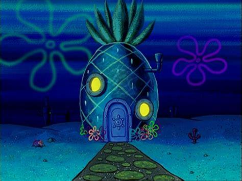 lieu la maison de bob l 233 ponge l univers de bob l 233 ponge et ses amis
