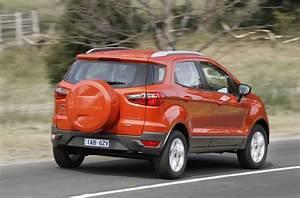 Ford Ecosport Titanium : ford ecosport on sale in australia from 20 790 performancedrive ~ Medecine-chirurgie-esthetiques.com Avis de Voitures