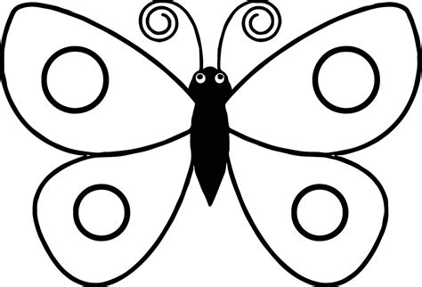 There are fun and colored coloring pages for butterfly for preschoolers on our site. Butterfly Coloring Pages For Kids And Other Top 10 ...