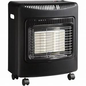 Chauffage Gaz Intérieur : chauffage gaz infrarouge butagaz mini ektor 4 2 kw ~ Premium-room.com Idées de Décoration