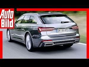 Audi A6 Avant Ambiente : audi a6 avant 2018 erste fahrt test review youtube ~ Melissatoandfro.com Idées de Décoration