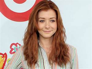 Alyson - Alyson Hannigan Wallpaper (2797582) - Fanpop