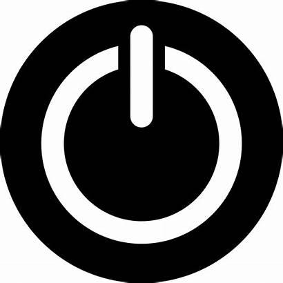 Power Button Symbol Circular Icon Onlinewebfonts