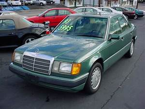 1993 Mercedes 300e - Trouble Areas
