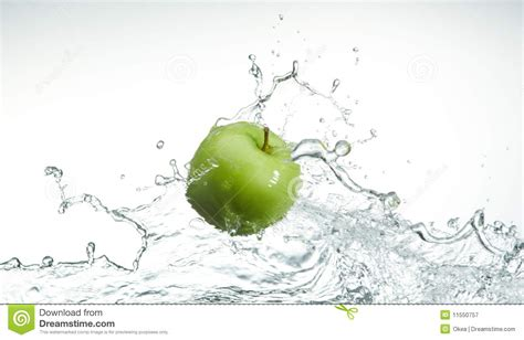 Fresh Green Apple Stock Image. Image Of Fresh, Green