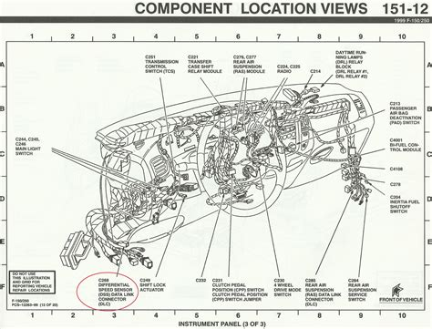 Dash Wiring Diagram F 150 by Grey Dash What Is It Page 2 F150online