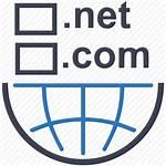 Icon Domain Registration Internet Tld Icons Web