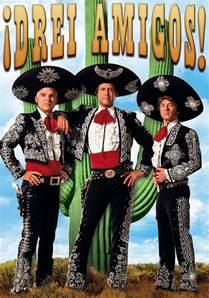 Three Amigos Movie