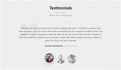 Testimonial Examples Testimonials Quotes Template Customer Website