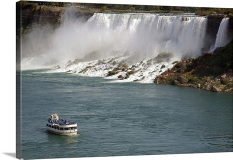 Best Boat Ride In Niagara Falls by Canada Ontario Niagara Falls Of The Mist Boat Ride