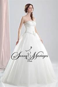 Robe Simple Mariage : robe de mari e bustier simple ~ Preciouscoupons.com Idées de Décoration