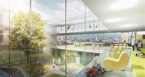 gmp Wins First Prize to Design Swiss Children's Hospital ...