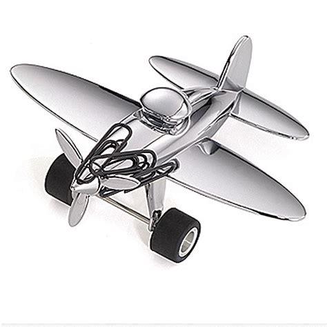 bureau avion presse papier avion aimanté décoration de bureau