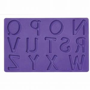 pack of 4 letters numbers fondant cake decorating With wilton letters